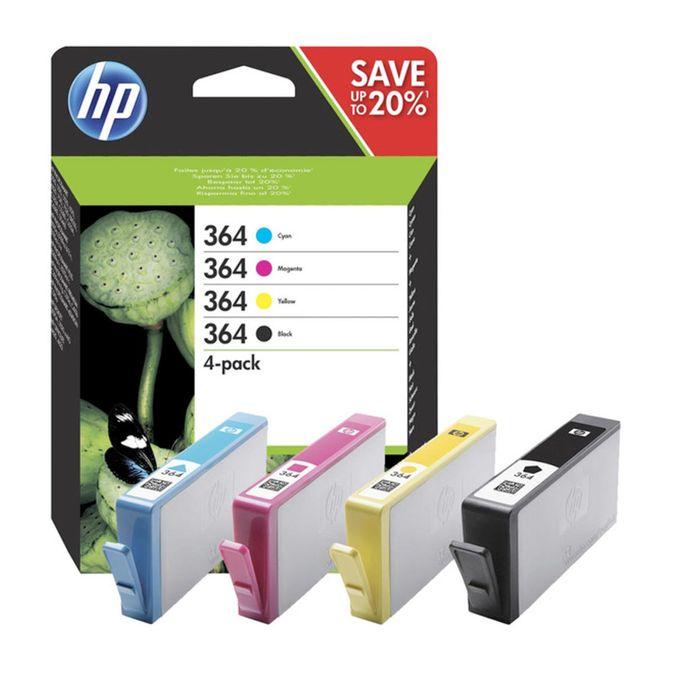 HP N9J73AE / Nr. 364 Tinten Multipack CMYK