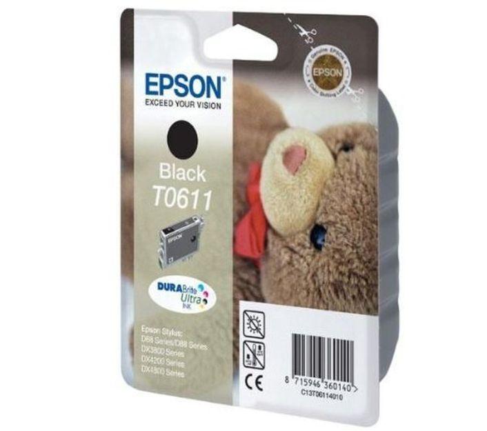 Original Epson T0611 black