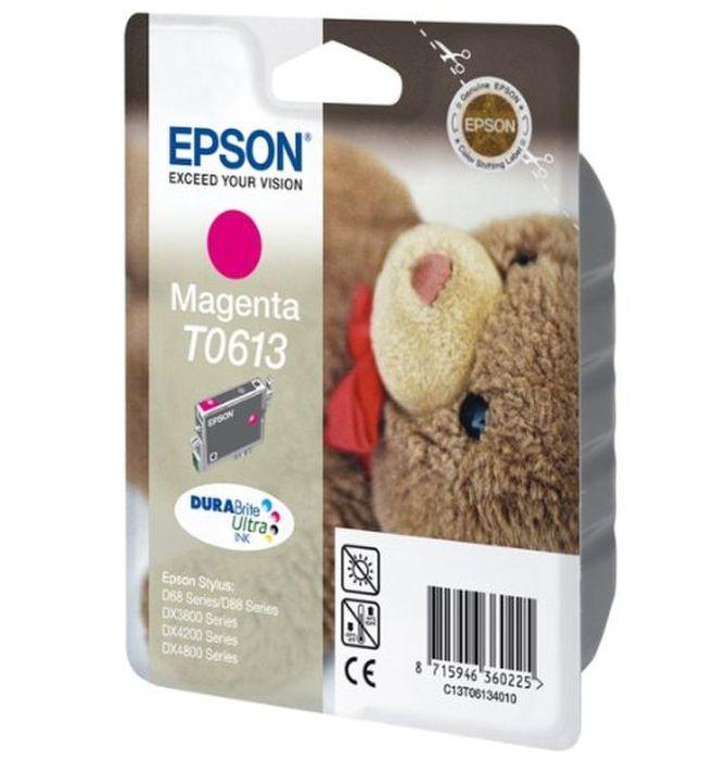 Original Epson T0613 magenta
