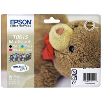 Original Epson T0615 Multipack