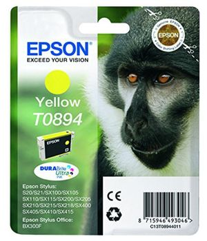 Original Epson T0894 yellow