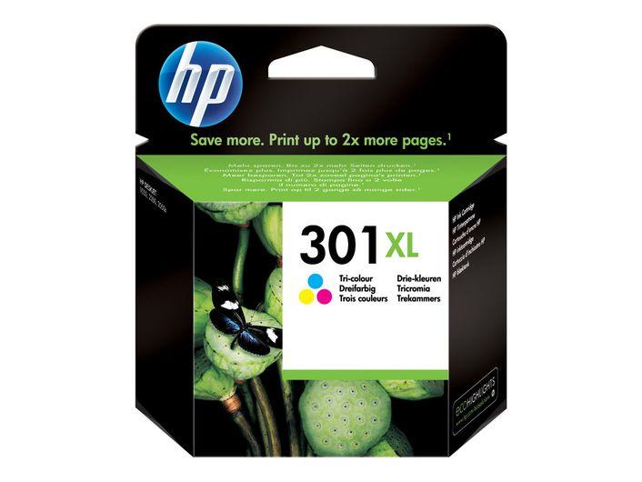 Original HP 301 XL colour - CH564EE