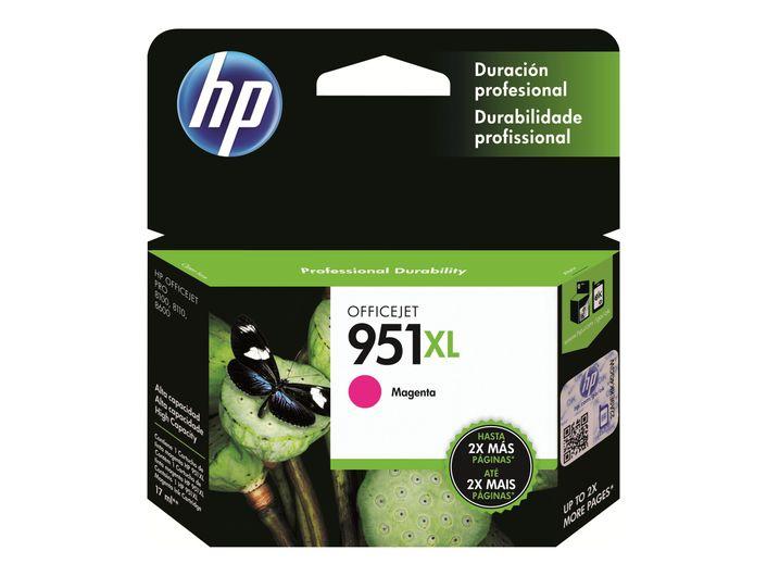 Original HP 951XL magenta - CN047AE