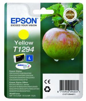 Original Epson T1294 yellow