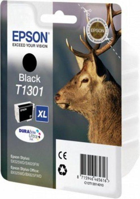 Original Epson T1301 black (Hirsch)