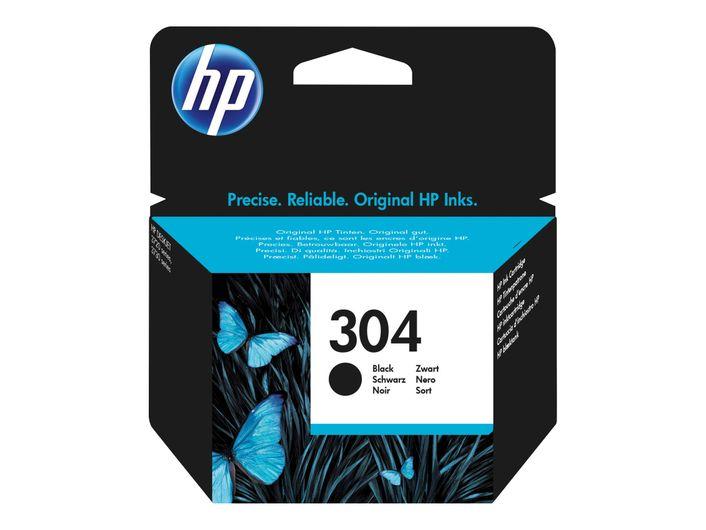 Original HP 304 black - N9K06AE
