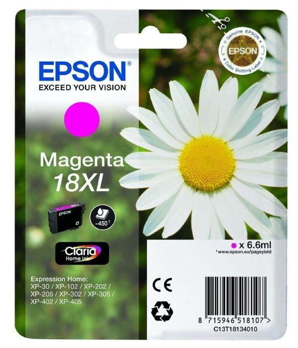 Original Epson T1813 XL magenta