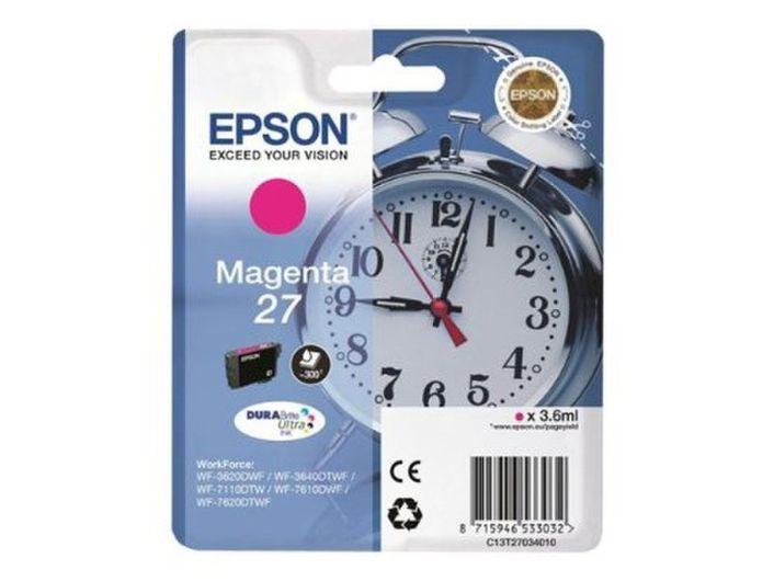Original Epson T2703 magenta