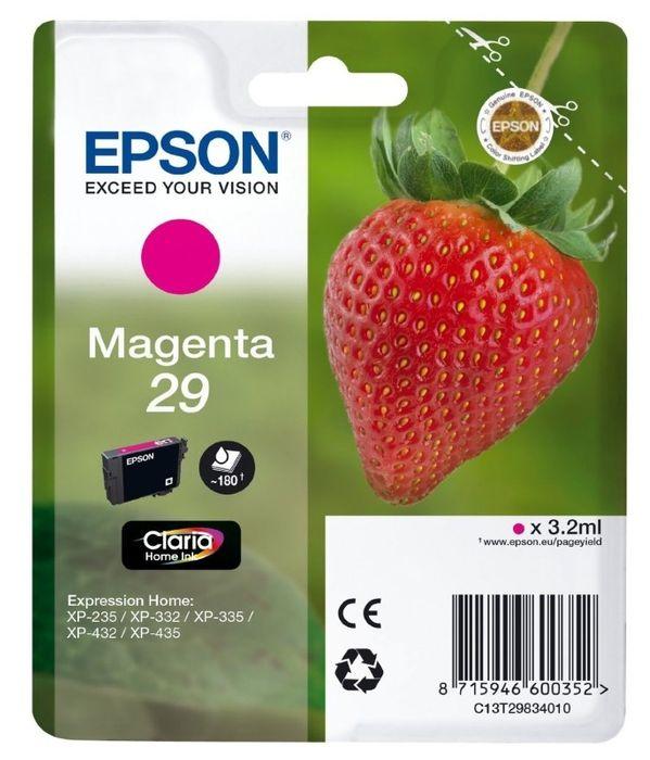 Original Epson T2983 magenta T29 Serie