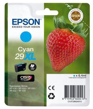 Original Epson T2992 XL cyan T29 XL Serie