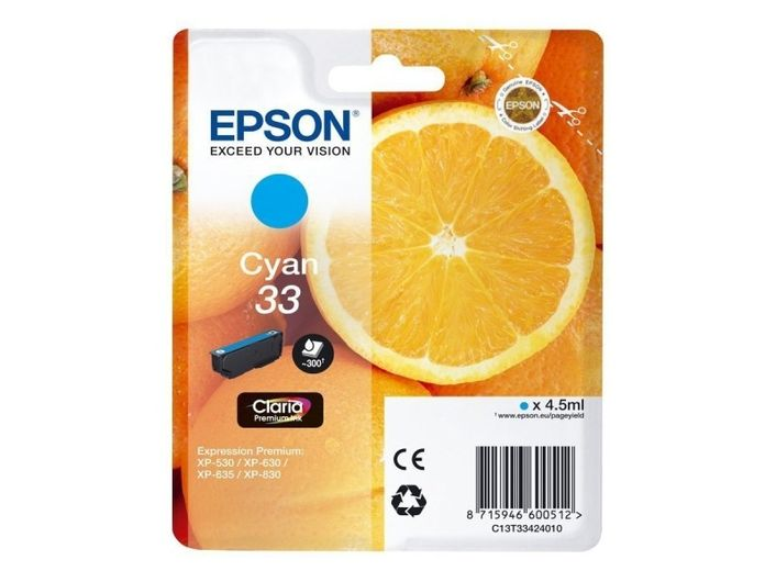Original Epson T3343 magenta
