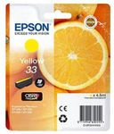 Original Epson T3344 yellow