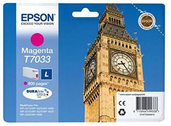 Epson T7033 Magenta Big Ben