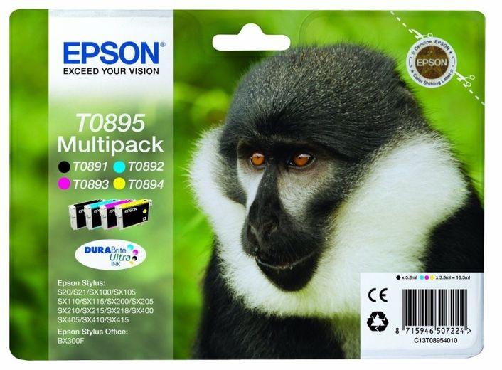 Original Epson T0895 Multipack