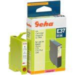 Geha E37 kompatibel Epson T0323 Magenta 001