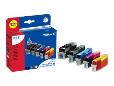 Pelikan Multipack P37 passend für Canon PGI-570 XL / CLI-571XL 5er