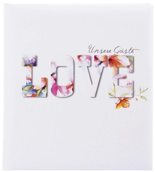 Hochzeits-Gästebuch Big Love