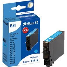 Pelikan E81Tinte cyan kompatibel zu Epson T1812
