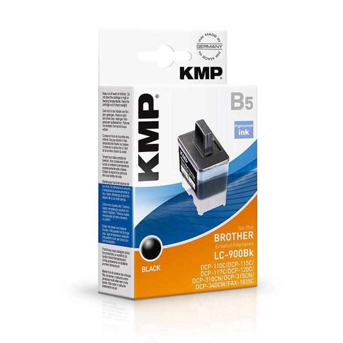 KMP B5 Tinte ersetzt Brother LC-900BK schwarz