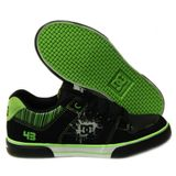 Preview 2 DC Sneaker Youth Pure KB Black/Soft Lime 303066B