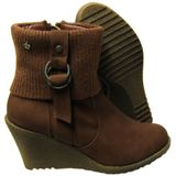 Preview 2 Refresh Keilstiefelette Botin SRA C.Camel 76956