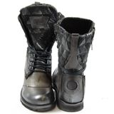 Preview 4 Bunker Damen Soft Stiefel/Boots Lara Army Gris