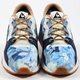 Preview 4 Le Coq Sportif Damen Sneaker LCS R1400 Flowers Dress Blue