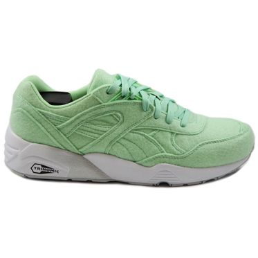 Puma Herren Sneaker Trinomic R698 Bright Mint Green