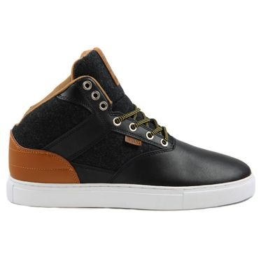 Djinns Herren Sneaker Thomson Proof Black