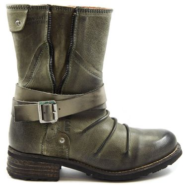 Yellow Cab Damen Stiefelette/Boots Airbase Moos Y26078
