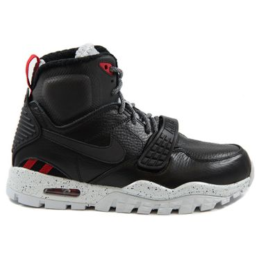 Nike Herren Sneakerboot Air Trainer SC 2 Boot Black/Black-Pr Pltnm-Wlf Gry