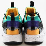 "Preview 5 Nike Herren Sneaker Air Huarache Utility PRM White/Black-Emerald Green-Rsn ""Safari Pack"""