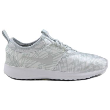Nike Damen Sneaker Juvenate Print White/Pure Platinum-Cool Grey
