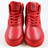Preview 4 Djinns Herren Knöchel-Sneaker Thomson Single C Red