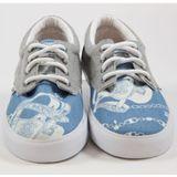 Preview 4 Djinns Herren Sneaker Nice CP Palms-Spots Indigo/Grey