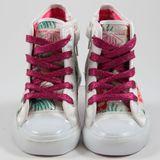 Preview 4 Replay Kinderschuhe Knöchel-Sneaker Fulton GBV0800062T White