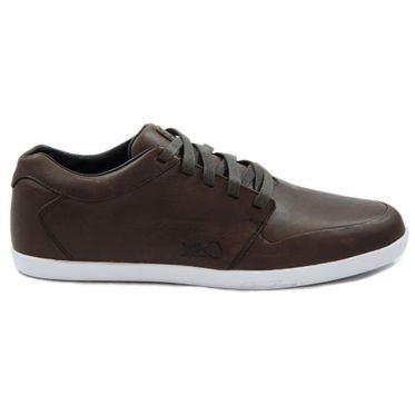 K1X Herren Sneaker lp low le Coffeebean Black White