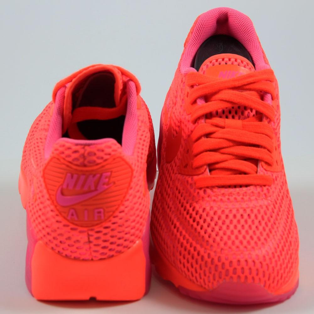Nike Air Max 90 Ultra BR Total Crimson Total Crimson Total Crimson | Footshop