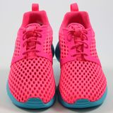 Preview 2 Nike Damen Sneaker Roshe One Flight Weight Pink Blast/Gamma Blue