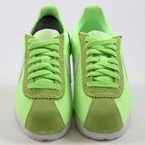 Preview 4 Nike Damen Classic Cortez Nylon Ghost Green/White