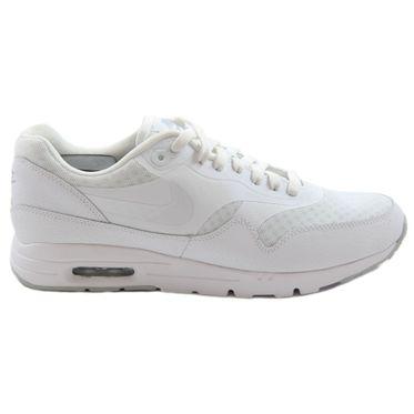Nike Damen Sneaker Air Max 1 Ultra Essentials White/White-Metallic Silver