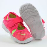 Preview 2 Nike Kinder Sneaker Little Rift BR TD Hyper Pink/Ghost Green-White