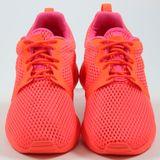Preview 4 Nike Damen Roshe One HYP BR Ttl Crimson/Ttl Crmsn-Pnk Blst