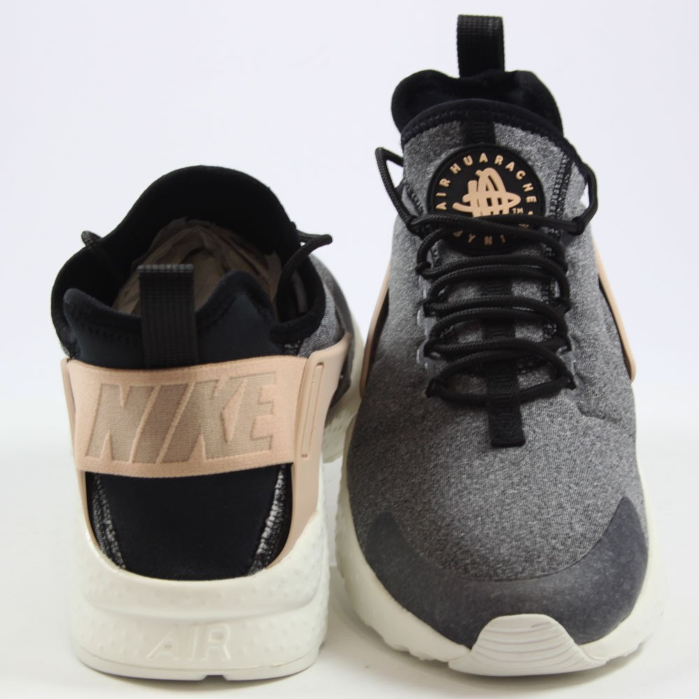 cc259a6844ac45 ... Preview 3 Nike Damen Sneaker Air Huarache Run Ultra SE Black Black-Vachetta  Tan ...