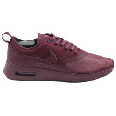 Nike Damen Sneaker Air Max Thea Ultra PRM Night Maroon/Night Maroon