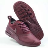 Preview 2 Nike Damen Sneaker Air Max Thea Ultra PRM Night Maroon/Night Maroon