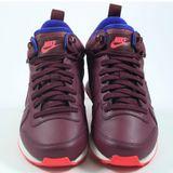 Preview 4 Nike Damen Sneaker Internationalist Mid LTHR Night Maroon/Night Maroon-Bordeaux