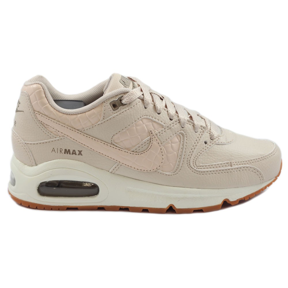 size 40 ad808 e8d50 ... where to buy nike damen sneaker air max command prm oatmeal oatmeal  sail khaki da50c fc0d0