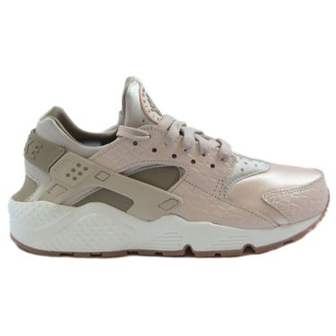 Nike Damen Sneaker Air Huarache Run PRM Oatmeal/Khaki-Sail