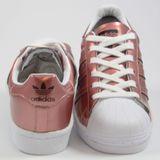 Preview 4 Adidas Damen Sneaker Superstar Boost CoppMt/CoppMt/FtwWht BB2270